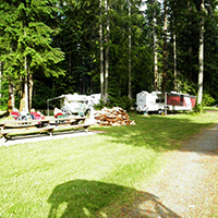 RV Camping Sayward Valley Resort
